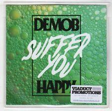 (HB562) Demob Happy, Suffer You - 2015 DJ CD
