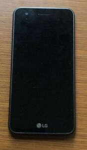 """LG Fortune M153 16GB Black Cricket Smartphone Android 4G LTE 5"""" Cell Phone"""