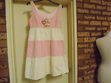 Leona Edmiston Frocks Stunning Baby Doll Style Short Dress sz 3 (14)