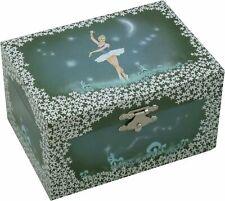 Childrens Musical Jewellery Box Music Box Various Ballerina Unicorn Fairy Dragon