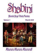 THE BHUNDU BOYS ZIMBABWE BAND - TRIBUTE FANZINE SHABINI (PDF COPY)