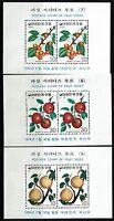 Korea SC# 897a-899a, Mint Never Hinged, 897a minor crease -  Lot 031917