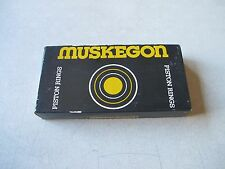 Muskegon Piston Ring set fit Ford Escort Mercury LN7 (MG1490040)
