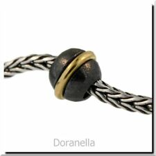 Authentic Trollbeads Silver & 18k Gold 41808 Around The World 7