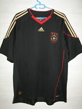GERMANY 2010-11 AWAY SHIRT NATIONAL TEAM ADIDAS JERSEY SIZE 2XL