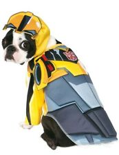 Transformers Bumblebee Pet Dog Costume Size Small