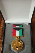 USN NAVY USMC & FLEET MARINE CORPS UNISSUED CASED KUWAIT LIBERATION MEDAL SET 23