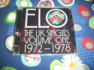 ELECTRIC LIGHT ORCHESTRA - THE UK SINGLES VOLUME 1 1972-1978 (2 CD) - 2020