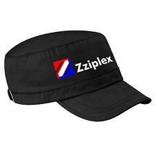 Zziplex Urban Cap Hat Army Style Black