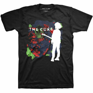 THE CURE Boys Don't Cry Official T-Shirt Aust Stock