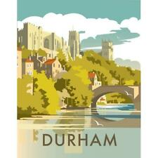 Durham Bridge / Castle / Cathedral by Dave Thompson  fridge magnet   (se)