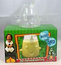 Elf - Mr. Narwhal Glass Mug (17.5 fl oz.) - New in Box (Buddy the Elf)