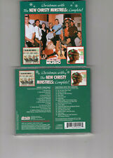 NEW CHRISTY MINSTRELS - Christmas With the NCM: Complete! (CD 2001) 41 TRACKS