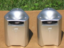 """New listing A Pair Of Mini Jvc 3"""" Full Range 4 ohm Speaker systems In Good Condition!"""