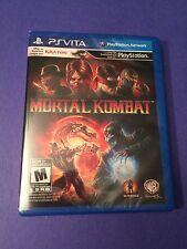 Mortal Kombat (PS VITA) NEW