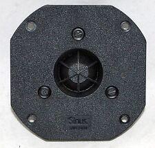 Rare Vintage Sinus Tweeter Speaker ~ Made in Sweden ~ Free Shipping USA
