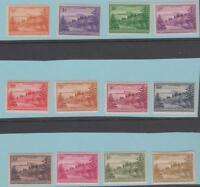 Norfolk Island 1 - 12 Mint Hinged OG * No Faults Extra Fine!