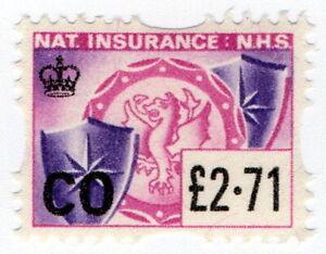 (I.B) Elizabeth II Revenue : National Insurance £2.71