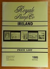 Royale Stamp Co Ireland Stamp Price List - 1985 Edition.