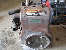 Wisconsin Engine TR-10D Whole Motor Bolens Tractor Turns Over Zenith Carb 26708