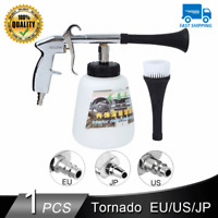 2019 Best Detailing Tornado Black Z-020 Car Air Cleaning Gun Black Edition Auto