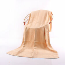 Bamboo fiber Bath towel thicken towel Upscale Dry hair towel Antibacterial safe