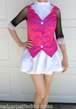 Girls DracuLaura Monster High Costume Cosplay Childs Large 12-14