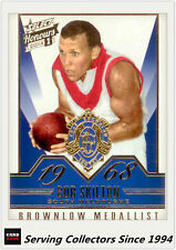 2014 Select AFL Honours Brownlow Gallery Card BG24 Bob Skilton (Sth Melb)