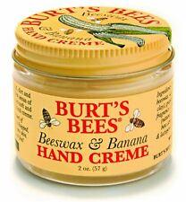 Burt's Bees Beeswax - Banana Hand Creme 2 oz