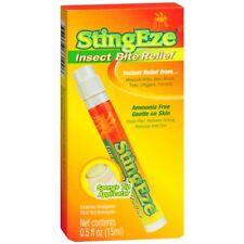 StingEze Insect Bite Relief Sponge Tip Applicator