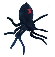 "Adore 13"" Scarlet the Black Widow Spider Plush Stuffed Animal Toy"