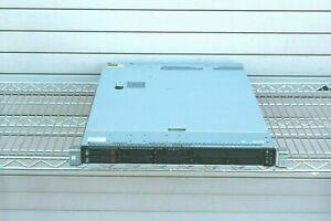 HP PROLIANT DL360 G9 2 X SIX CORE 2.40GHZ E5-2620v3 32GB RAM P440AR 2GB SERVER