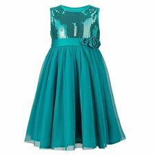 NEW Flower Girl Dress Holiday Princess Pageant Formal Birthday Wedding Size 3-4