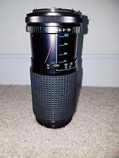 Tokina 80-200MM 1:4.5 Lens