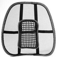 Mesh Back Lumbar Support Massage Beads For Car Seat Massage Cushion SH