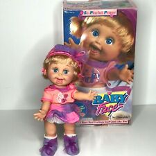 Galoob Baby Face Doll SO PLAYFUL PENNY with Original Box - Vintage Poseable