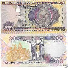 VANUATU 200 VATU FDS #115