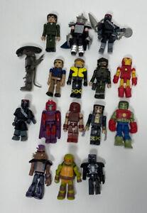 Minimates Lot Super Hero Avengers Teenage Mutant Ninja Turtles