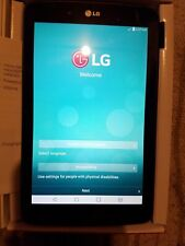 LG G Pad V410 16GB, Wi-Fi + 4G (AT&T), 7in - Grey For Repair Or Use As Is