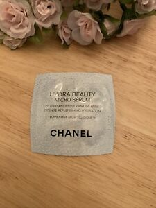 CHANEL HYDRA BEAUTY MICRO SERUM INTENSE REPLENISHING HYDRATION 0.75ml