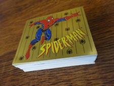 Action Comics & Manga Sticker Albums, Packs & Spares