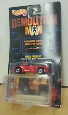 Hot Wheels Demolition Man Buick Wildcat 1993 Sealed Movie Car