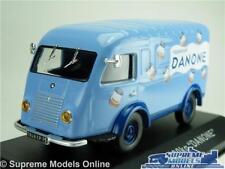RENAULT 1000KG DANONE MODEL VAN CAR 1:43 SCALE IXO YOGHURT YOGURT K8