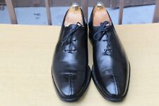 CHAUSSURE  SANTONI NOUVELLE COLLECTION 8 F 42,5 SUPER ETAT MEN'S SHOES 798€