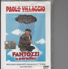 """FANTOZZI - FILM DVD: """"FANTOZZI IN PARADISO"""" con P. VILLAGGIO NUOVO SIGILLATO!"""