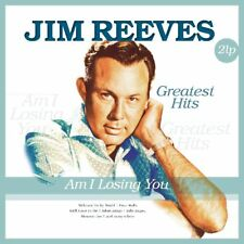 Jim Reeves AM I LOSING YOU + GREATEST HITS 180g REMASTERED New Sealed Vinyl 2 LP