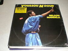 Youssou N'Dour LP Nelson Mandela SEALED