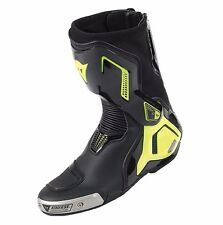Dainese Torque D1 Out Boots Black Fluo-Yellow   (Many Sizes in Stock!)