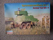 Eastern Express 1/35 Soviet BA-3 Armored Car