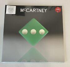 PAUL McCARTNEY III Target Exclusive Green Vinyl Record New Album Sealed Beatles